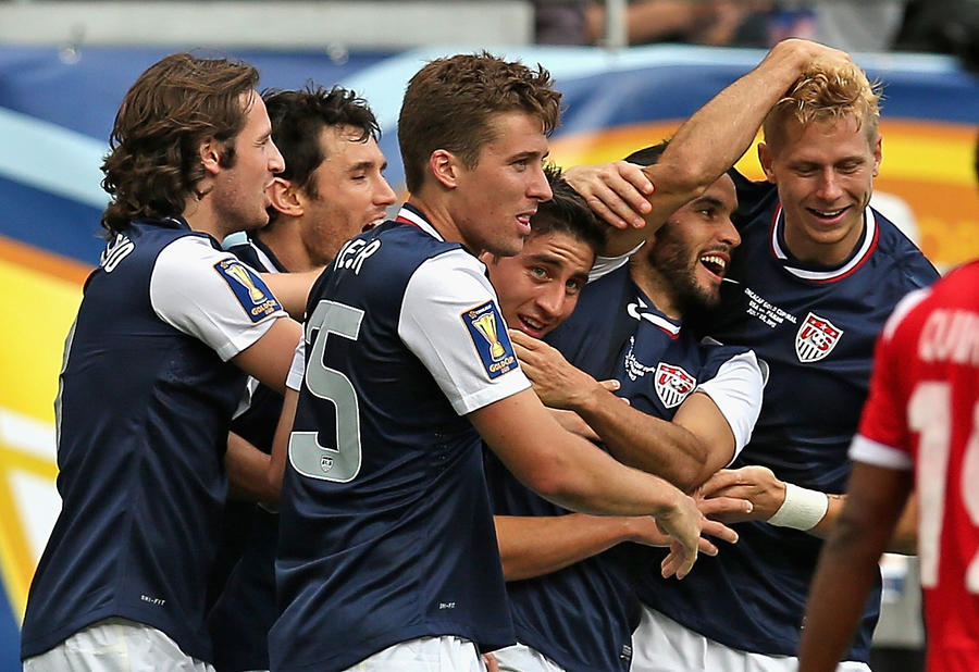 Сборная США стала обладателем Золотого кубка КОНКАКАФ