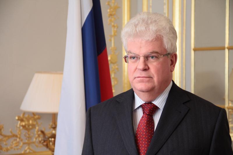 Европарламент ограничил постпреду РФ Владимиру Чижову доступ в ассамблею