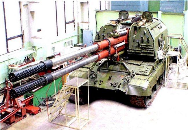 Для российской армии разработали электрохимическую пушку