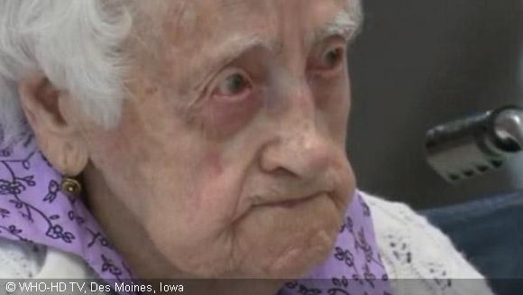 В США в возрасте 115 лет скончалась старейшая жительница планеты