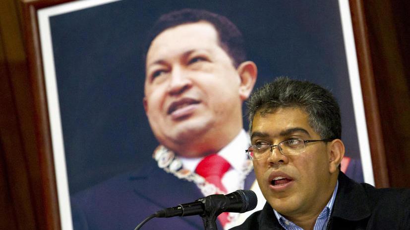 Венесуэла приостановила контакты с США