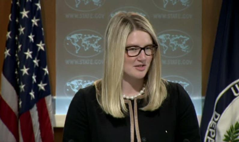 Представитель Госдепа Мари Харф не знает, сколько американцев покинули Йемен с помощью России