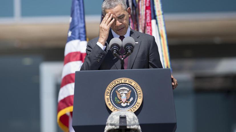 Доклад: В ходе предвыборной кампании государственная налоговая служба США работала на Обаму