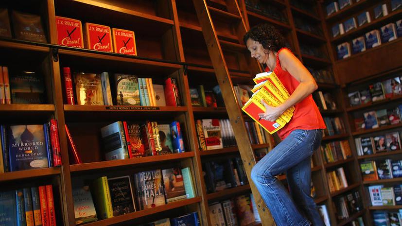 В США скандал вокруг спецслужб обеспечил рекордные продажи роману Оруэлла