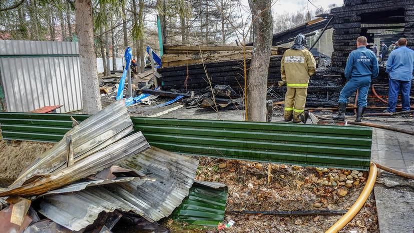 500 тыс. рублей помогли быстро найти «родственников» жертв пожара в подмосковной психбольнице