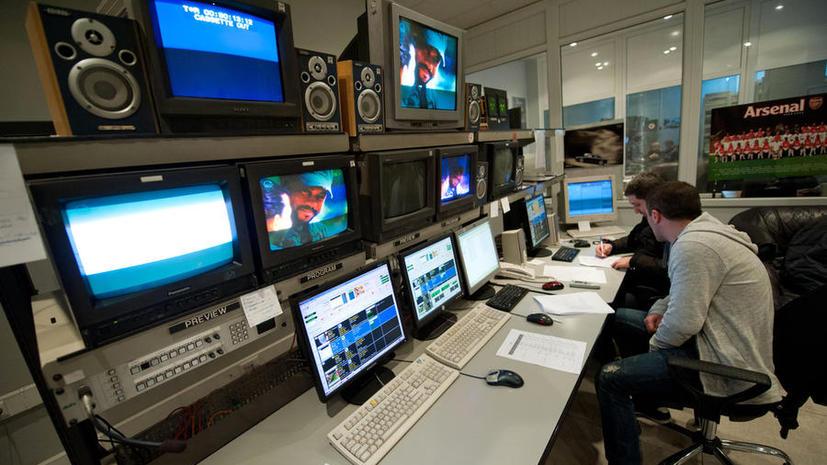 Киев попробует на деньги США создать канал в противовес RT