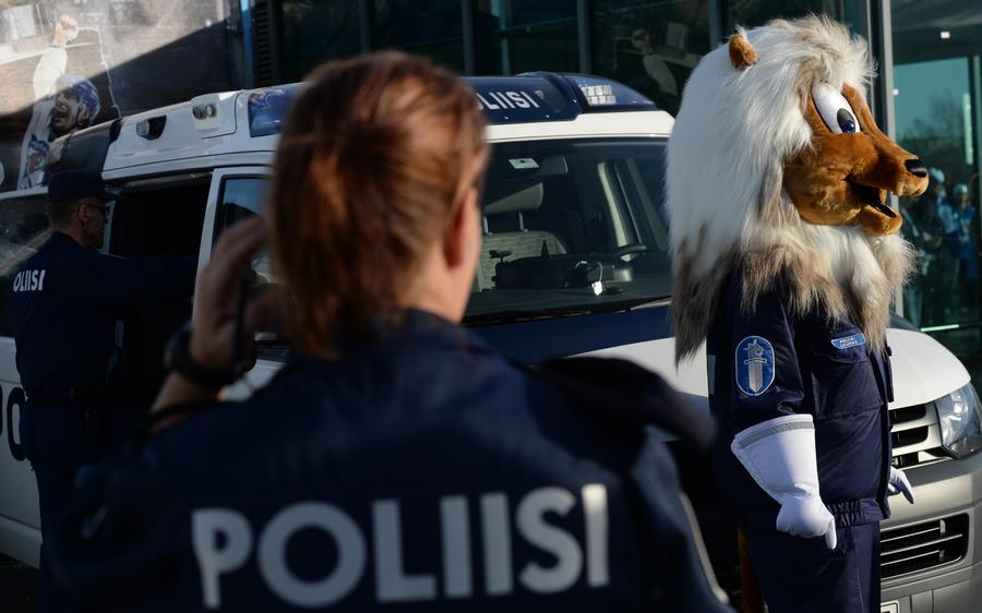 В Финляндии арестован глава отдела полиции Хельсинки по борьбе с наркотиками