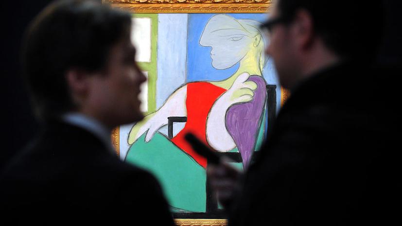 Шедевры Пикассо и Шиле ушли с молотка за рекордную сумму