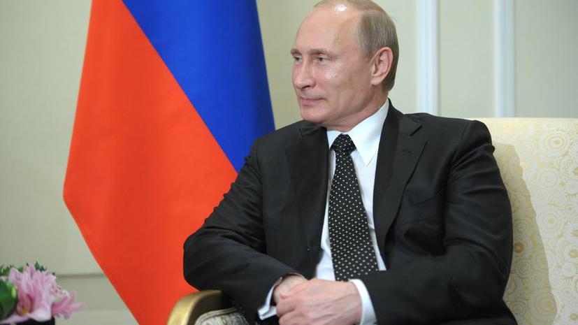 Владимир Путин: Российские войска были отведены от границ с Украиной в преддверии президентских выборов