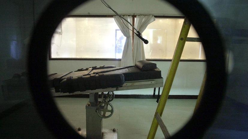 Преступник казнен в Джорджии при помощи единичной смертельной инъекции