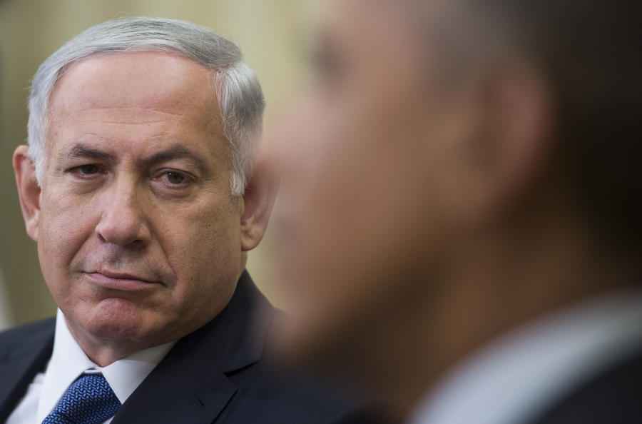 СМИ: В Вашингтоне израильского премьера считают трусом