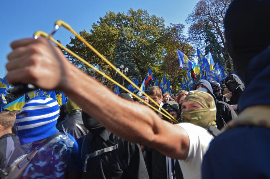 СМИ: На Украине объявили охоту на симпатизирующих России граждан