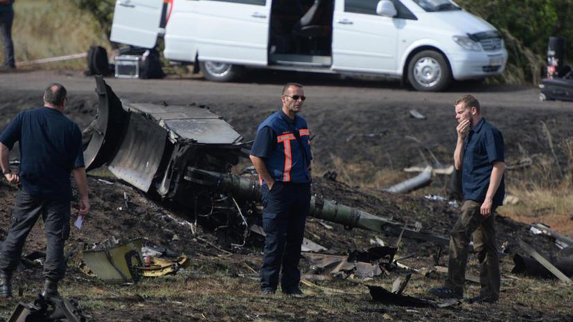 Эксперт: Киевские власти умышленно затягивают расследование, поскольку знают, кто сбил самолёт