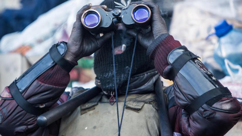 МВД Украины: Похищение активиста «автомайдана» могло быть инсценировано