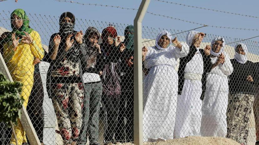 Спокойной ночи, ИГ: 12-летняя девочка сбежала из плена террористов, подсыпав им снотворное
