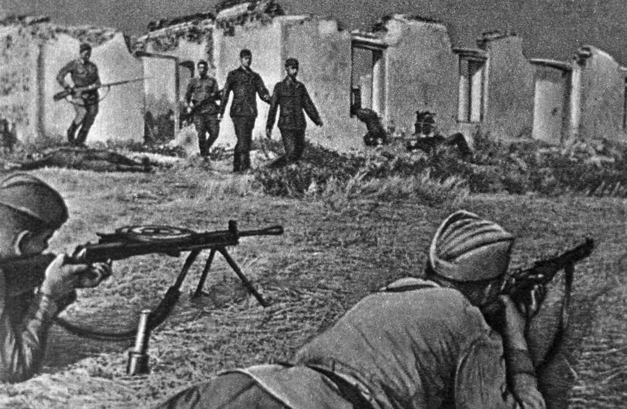 The Financial Times: Берлин оценил страдания бывших советских военнопленных в €10 млн