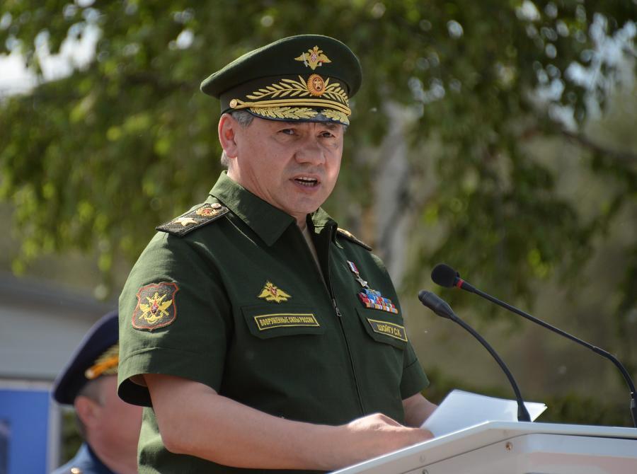 Сергей Шойгу: «Оборонсервис» будет реорганизован из-за неэффективности