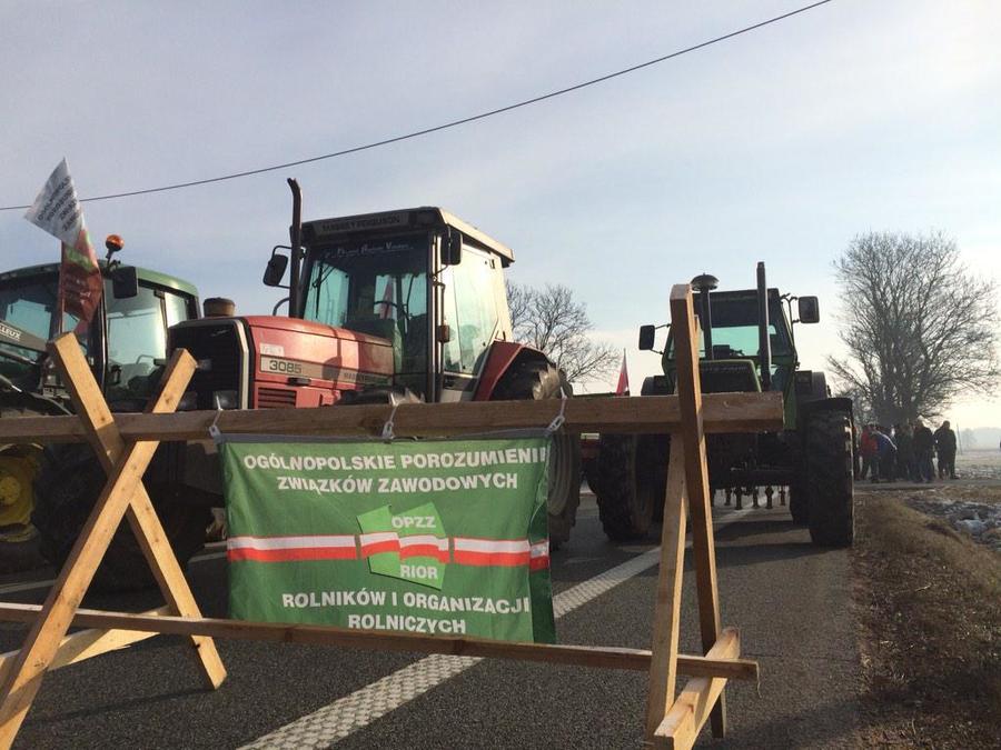 Протесты фермеров в Польше: Варшава тратит 100 миллионов на Украину, но не платит своим крестьянам