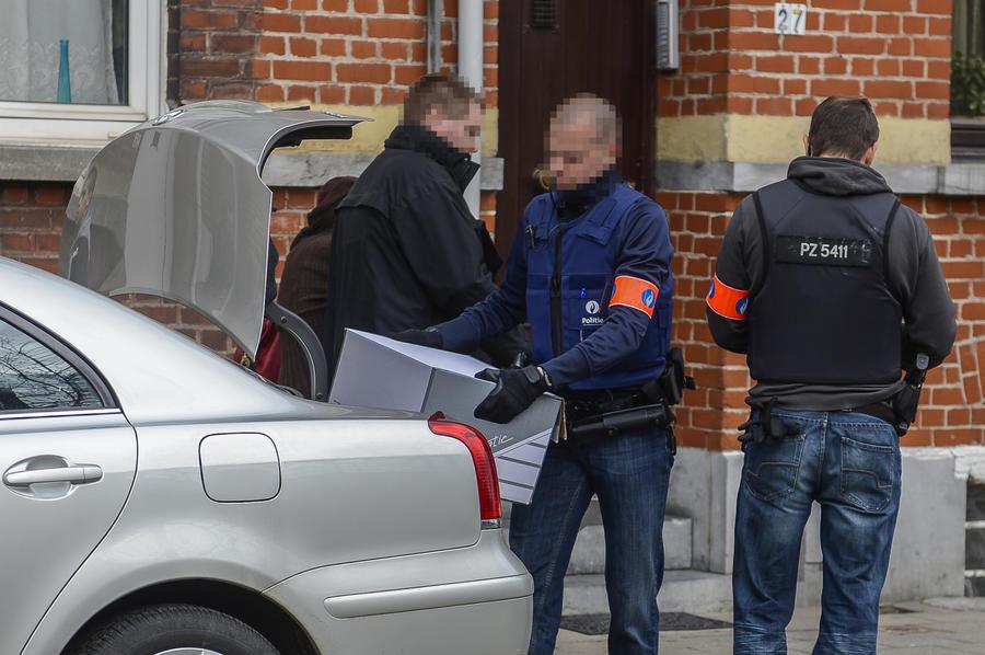 Бельгийская полиция провела зачистку мусульманских кварталов