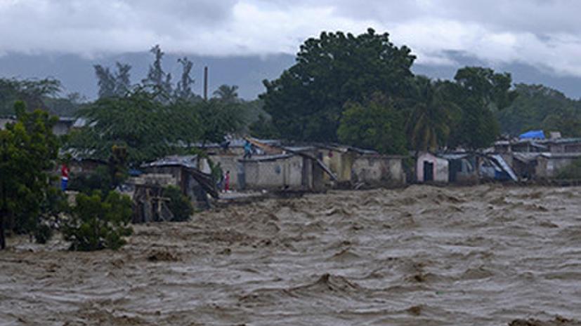 Ураган «Сэнди», унесший уже жизни более 20 человек, в пятницу обрушится на США