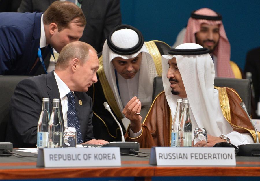 Историк: Саудовский король спешит в Москву, чтобы укрепить связи