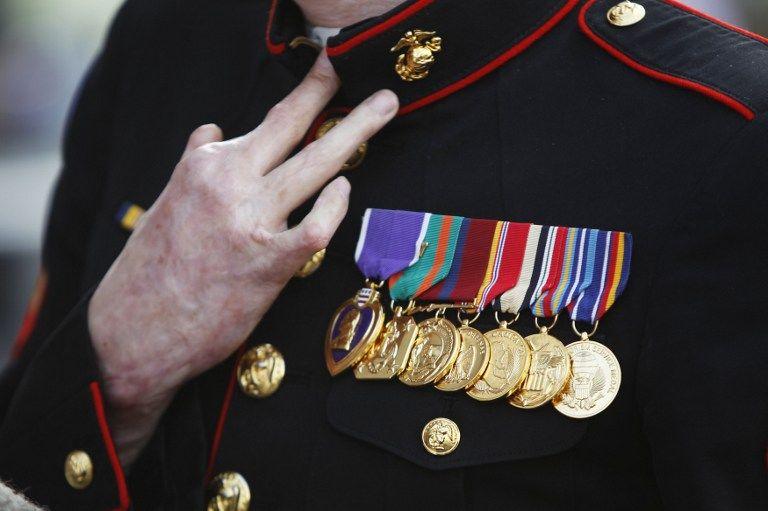 Великобритания наградит своих ветеранов такими же медалями, как предлагала Россия