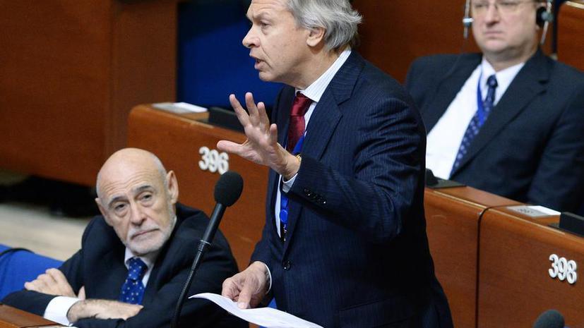 Алексей Пушков: США впервые признали, что Киев не соблюдает минские договорённости