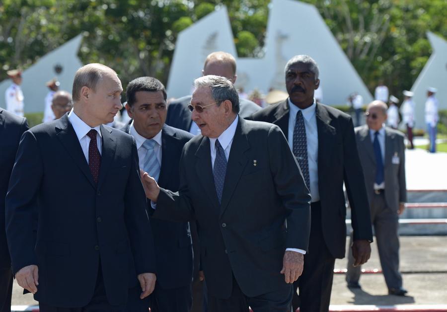 Россия и Куба подписали ряд важных соглашений и договорились развивать сотрудничество в новых сферах