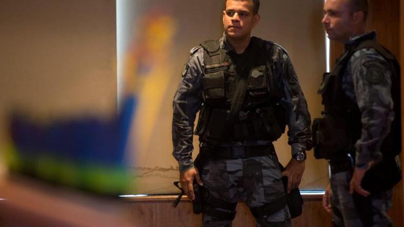 В Сан-Паулу арестовано восемь полицейских по подозрению в убийстве