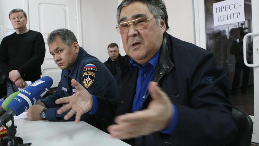 Губернатор Кузбасса Аман Тулеев попал в ДТП, виновник аварии скрылся