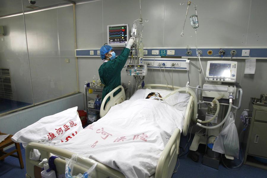 Китайского информатора-любителя ослепили кислотой
