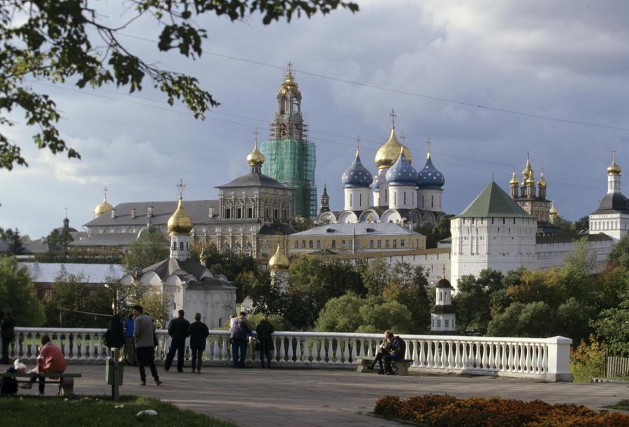 Из Троице-Сергиевой лавры похищены реликвии на 8 млн рублей