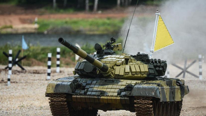 МИД РФ: Поставки Венгрией танков для Киева нарушают обязательства в области поставок вооружений