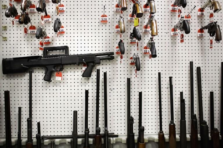 В Соединённых Штатах разрешили проносить оружие в церковь