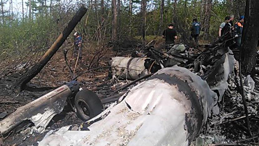 Разбившийся в Якутии Ми-8 найден, выжили, по меньшей мере, четыре человека – МЧС