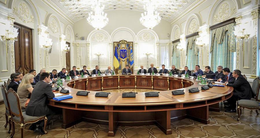 В Киеве опровергают данные американской разведки о применении баллистических ракет против ополченцев