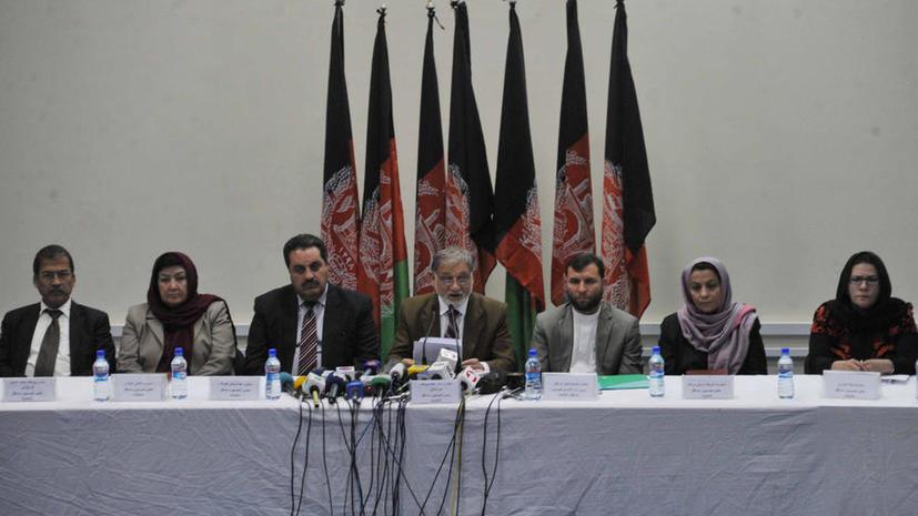 Афганский избирком снял с предвыборной гонки более половины кандидатов в президенты