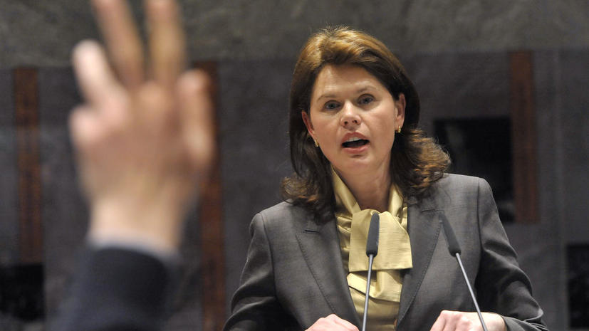 Кабмин Словении впервые возглавила женщина