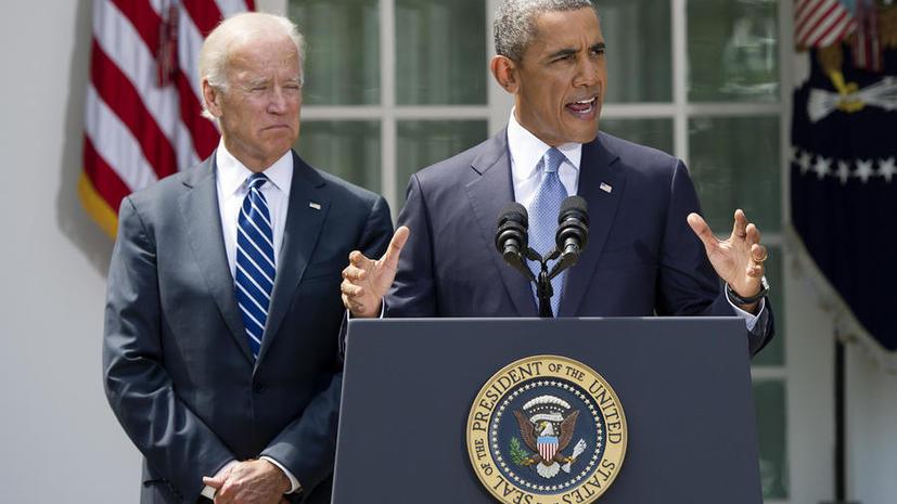 Барак Обама направил в Конгресс проект резолюции по Сирии