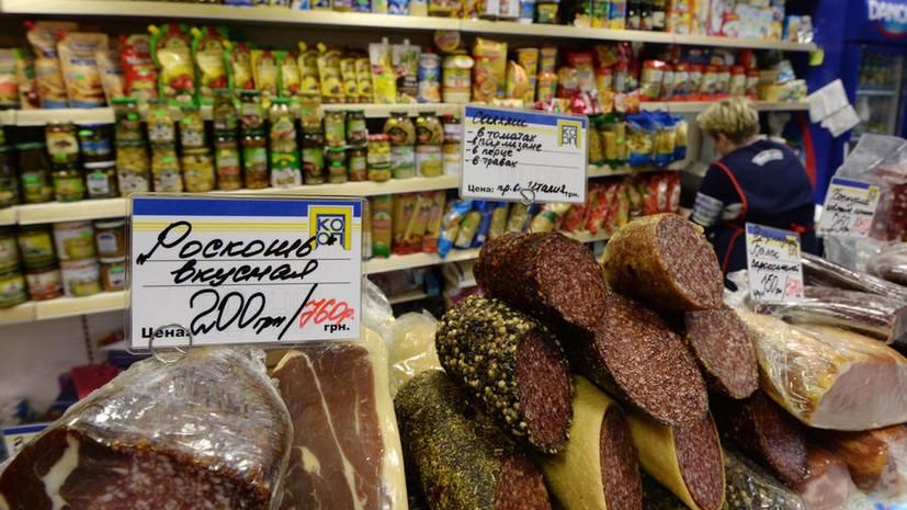 Законодатели намерены обязать торговые сети наполовину заполнять ассортимент российскими продуктами
