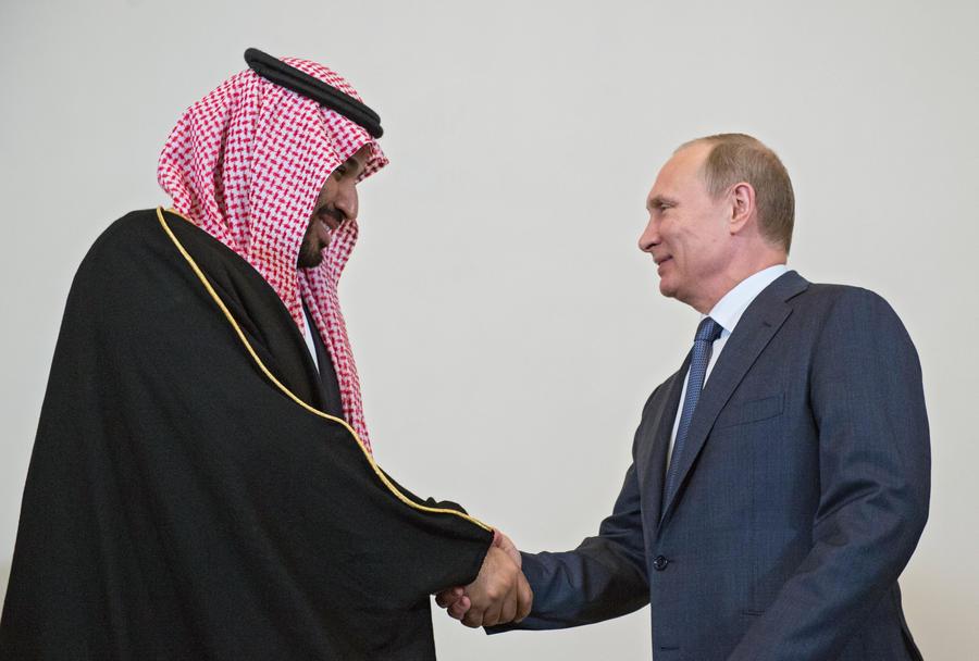 Американские СМИ: Россия захватывает лидерство на Ближнем Востоке, вытесняя США