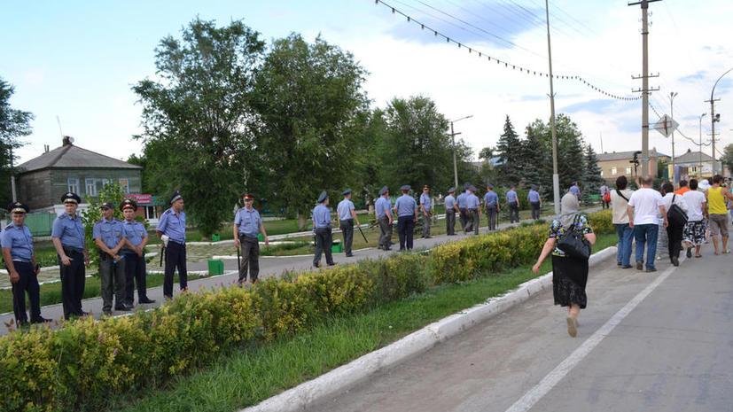 Власти обещают пугачёвцам cухой закон и непредвзятое расследование