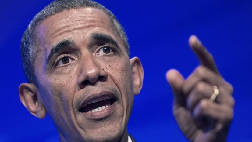 Барак Обама продолжает настаивать на ужесточении законодательства об оружии