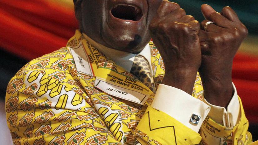 Дети Зимбабве пройдут 89 км, чтобы отпраздновать день рождения президента