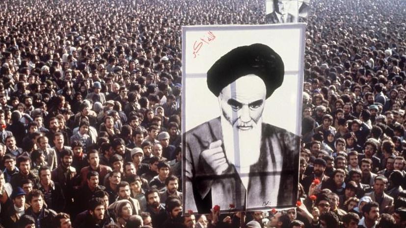 Создатель GTA работает над игрой об Исламской революции в Иране