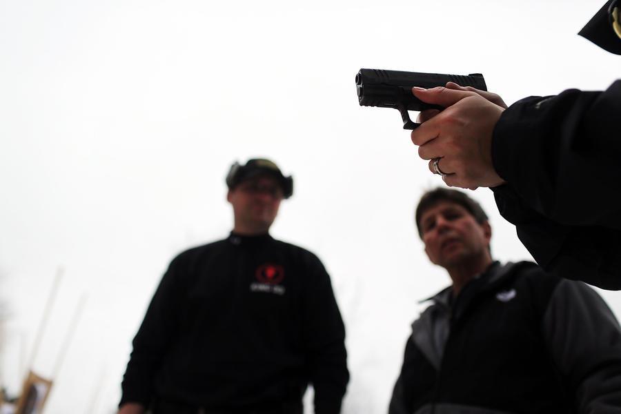 В Северной Каролине полицейский застрелил безоружного человека