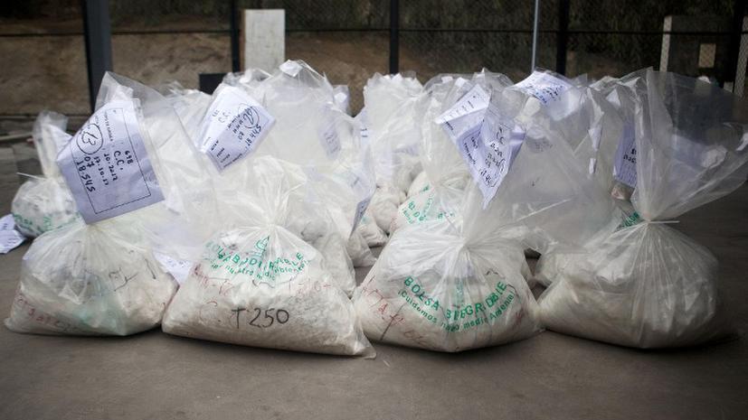 В качестве гостинца на Хэллоуин английские дети получили кокаин