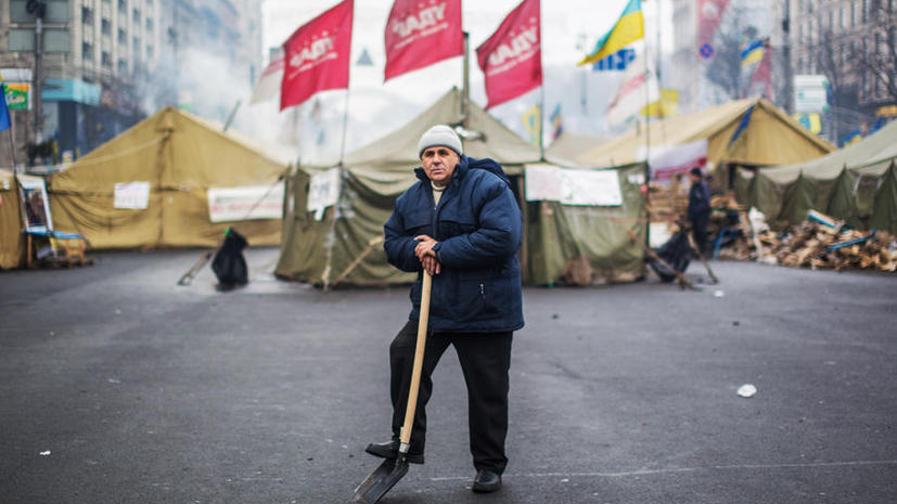 На Украине вступает в действие закон об амнистии
