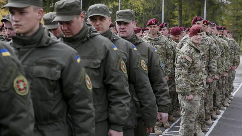 Эксперт: Провалив мобилизацию, ВС Украины набирают в свои ряды иностранцев