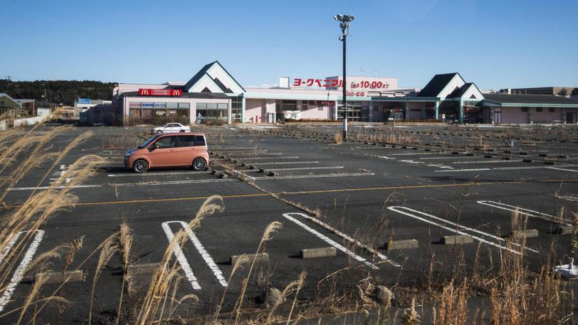 Сроки работ по очистке земли в районе «Фукусимы-1» существенно увеличены